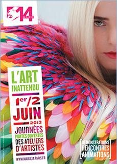 paris 14 ateliers artistes