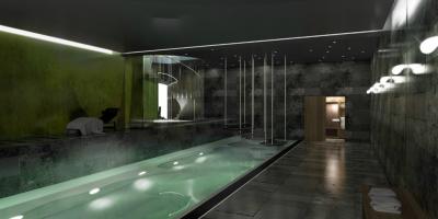 piscine paris 14e hotel particuier